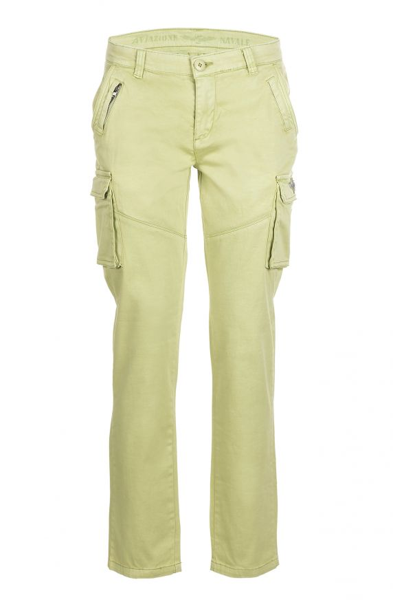 Pantaloni VERDE ACQUA