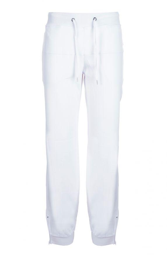 Pantaloni Felpa BIANCO