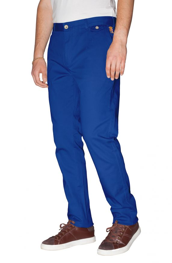 Pantaloni ROYAL (BLUE)
