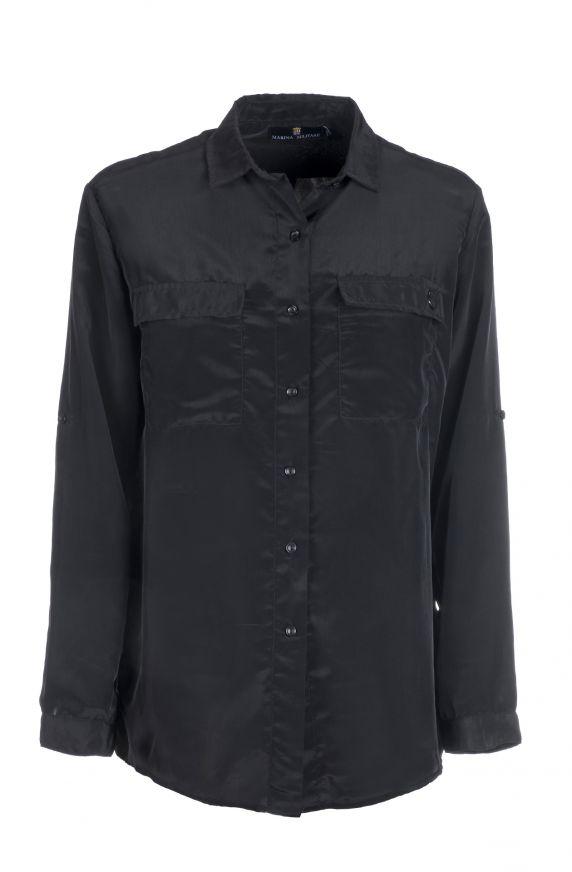 Camicia M/L NERO