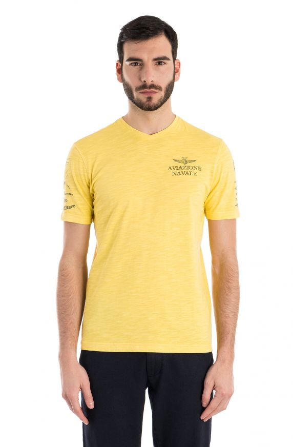 T-Shirt  M/M GIALLO