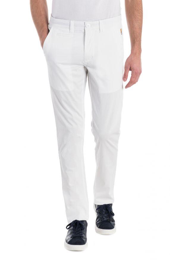 Pantaloni BIANCO