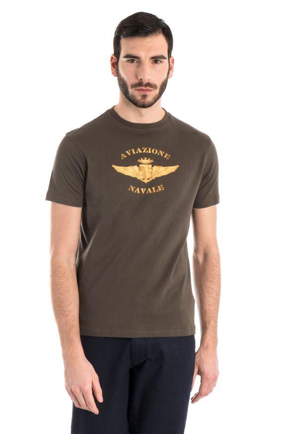 T-Shirt  M/M VERDE MILITARE