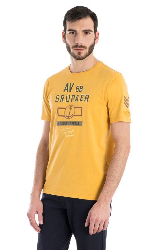 T-Shirt  M/M GIALLO OCRA