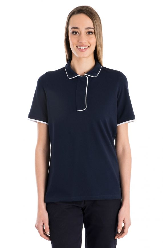 POLO IN PIQUET STRETCH
