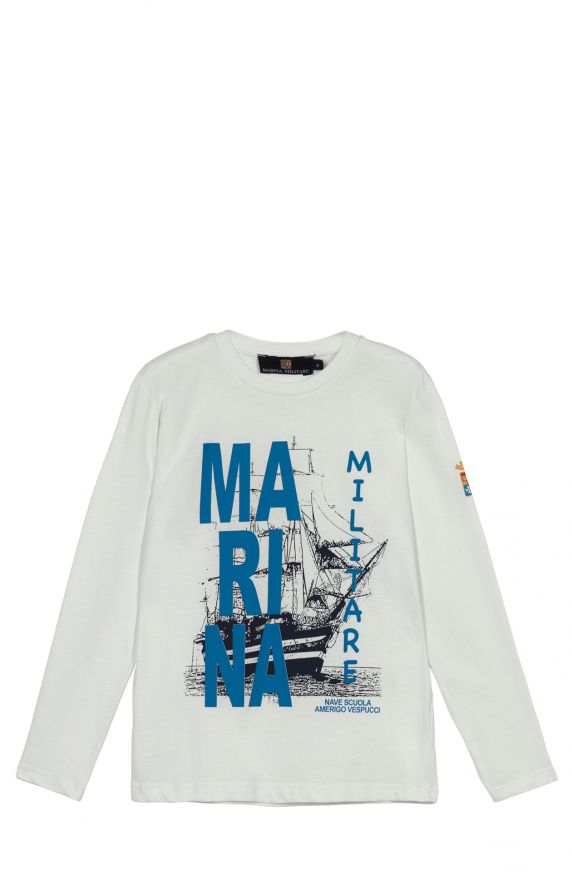 T-Shirt M/L BIANCO