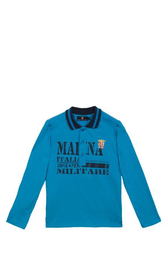 Polo M/L ROYAL (BLUE)