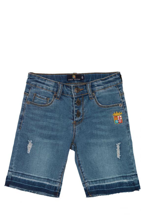 Bermuda Jeans NAVY