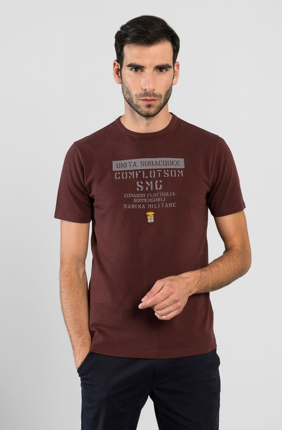 T-Shirt M/M BORDEAUX