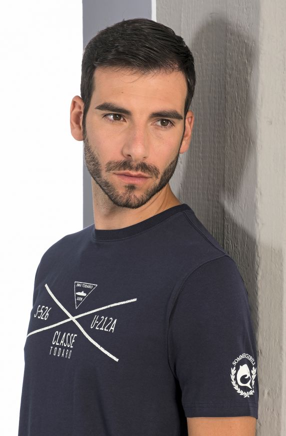 T-Shirt M/M NAVY SCURO