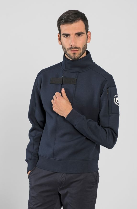 Felpa NAVY SCURO