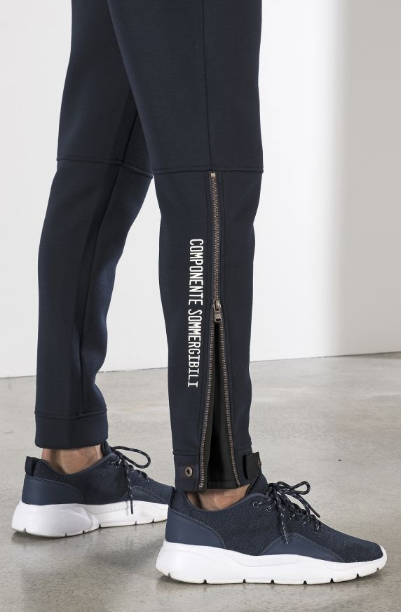 Pantaloni Felpa NAVY SCURO
