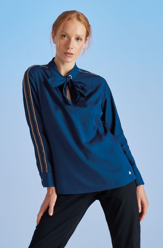 BLUSA IN RAYON