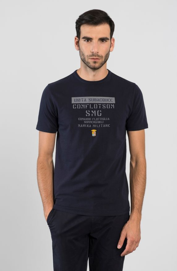 T-Shirt M/M NAVY SCURO