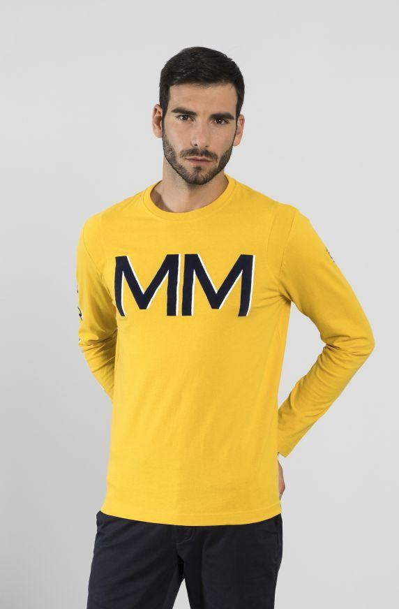 T-Shirt M/L GIALLO