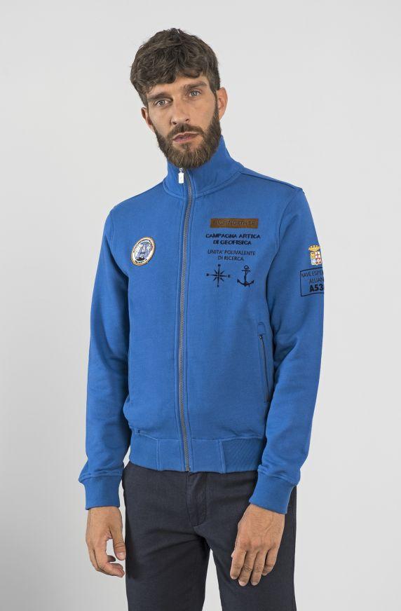 Felpa ROYAL (BLUE)