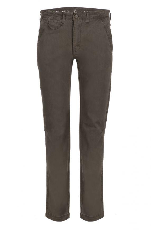 Pantaloni VERDE MILITARE