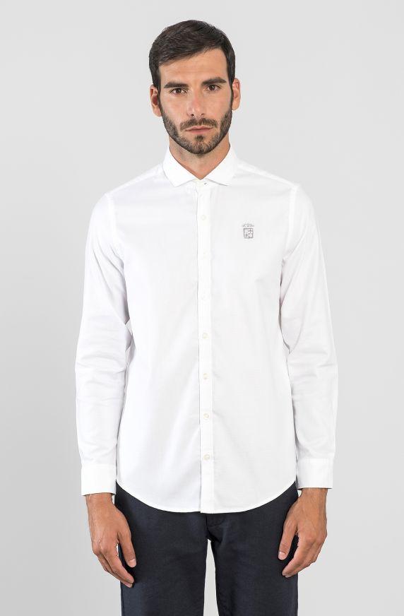 Camicia M/L BIANCO