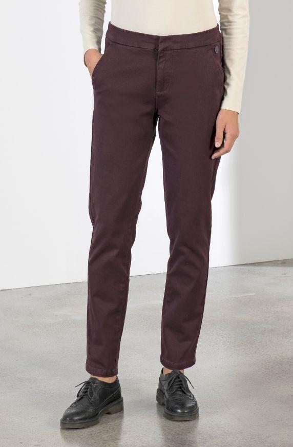 Pantaloni BORDEAUX