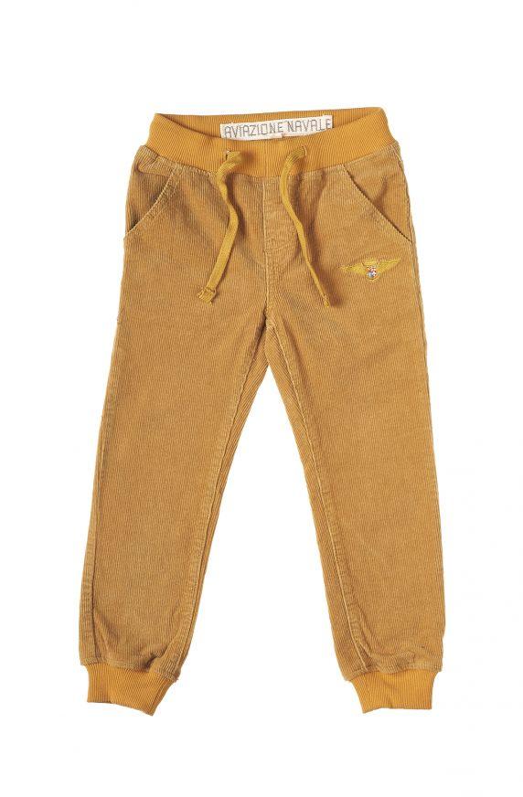 Pantaloni  GIALLO OCRA