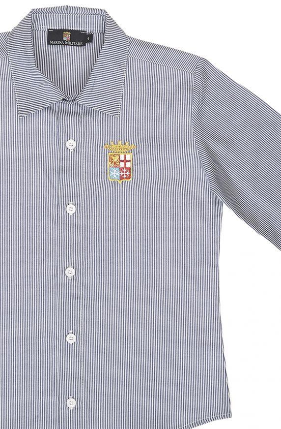 Camicia M/L RIGA PICCOLA BLU