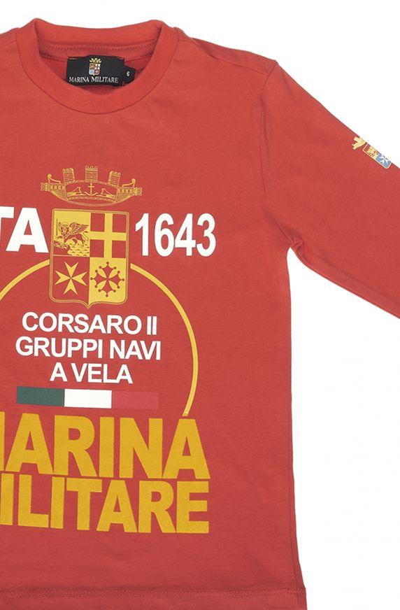 T-Shirt M/L ROSSO