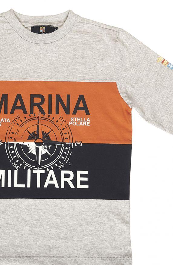 T-Shirt M/L GRIGIO M.