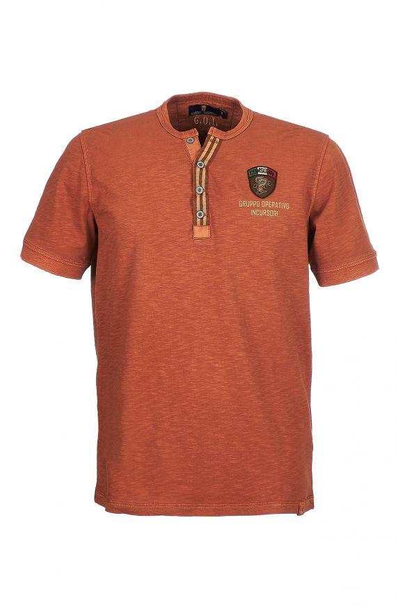 T-Shirt M/M MARRONE