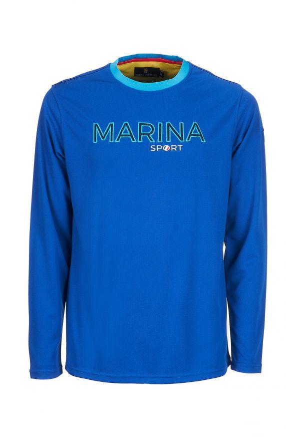 T-Shirt M/L ROYAL (BLUE)