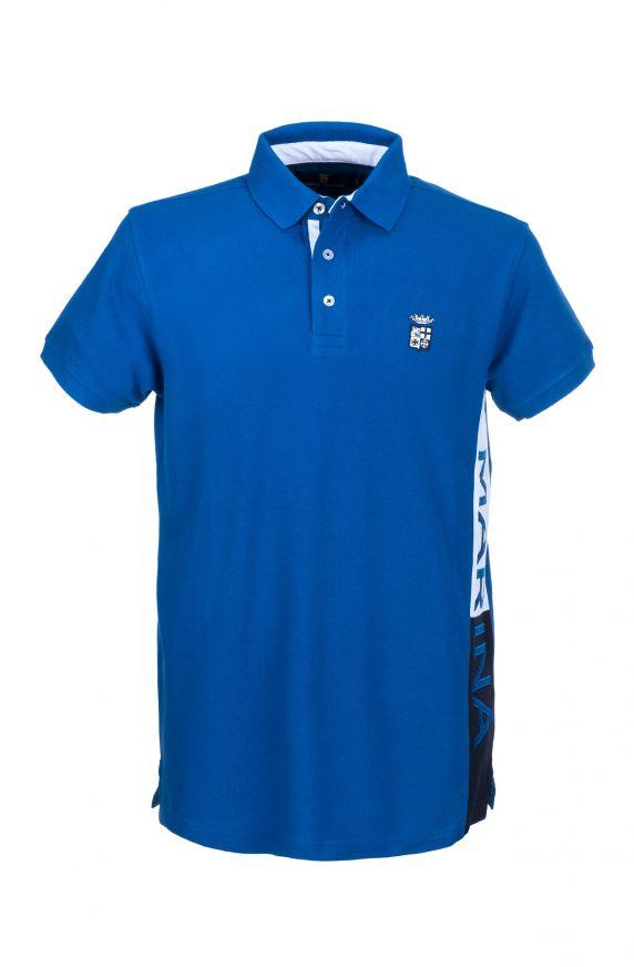 Polo M/M ROYAL (BLUE)
