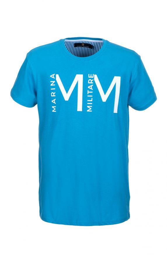 T-Shirt M/M VERDE ACQUA
