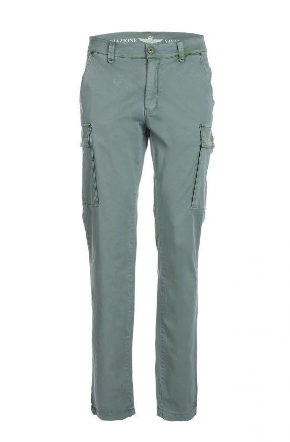 Pantaloni VERDE CHIARO