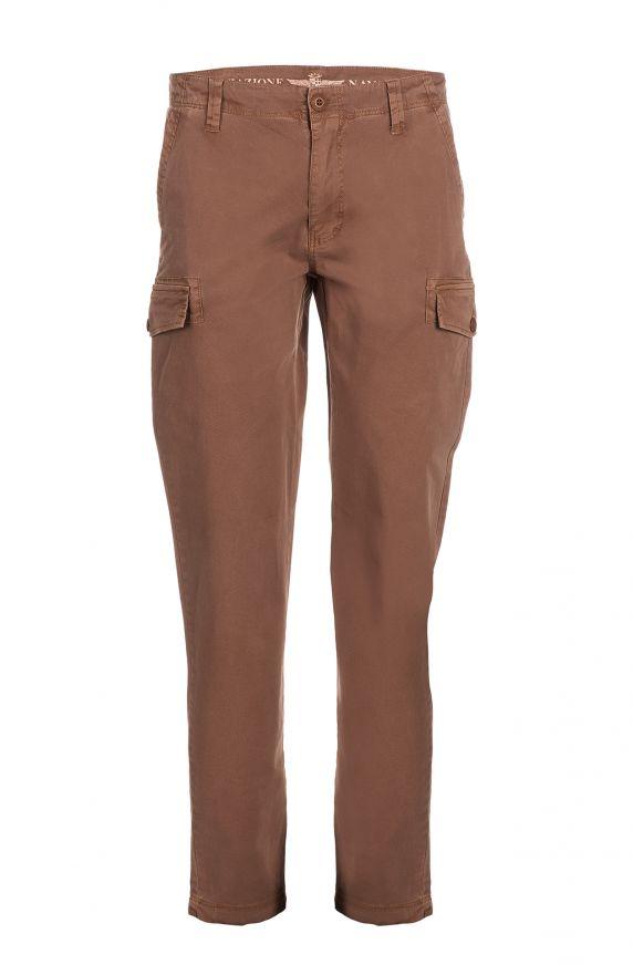 Pantaloni MARRONE
