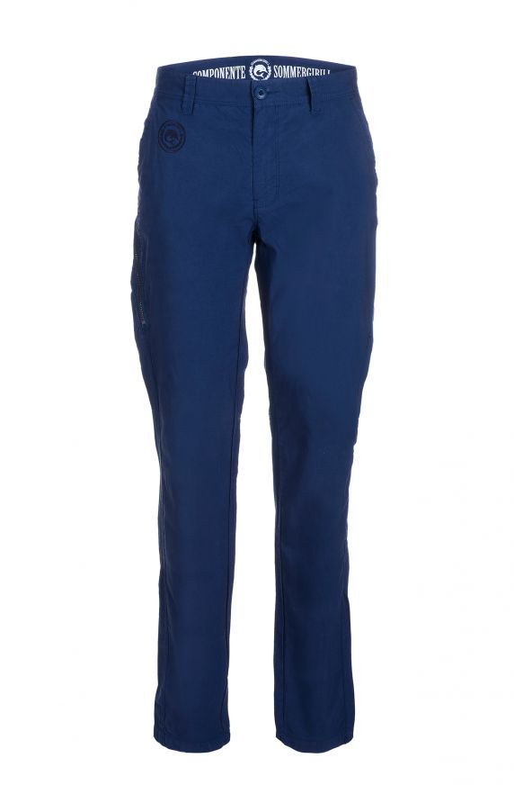 Pantaloni NAVY CHIARO
