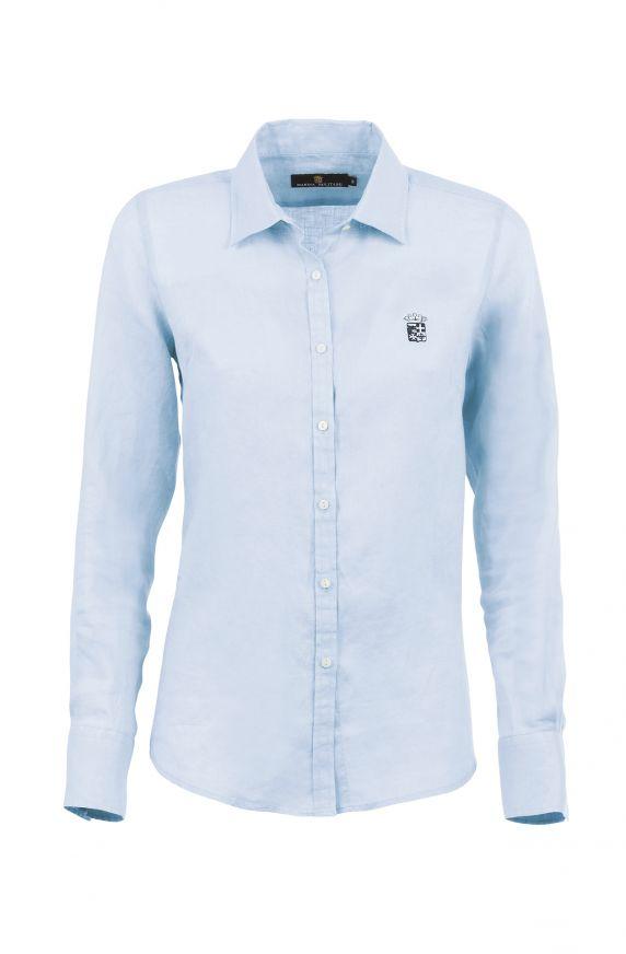 Camicia M/L BLUE