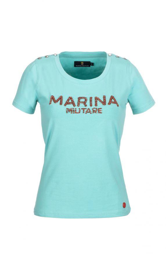 T-Shirt M/M TURCHESE