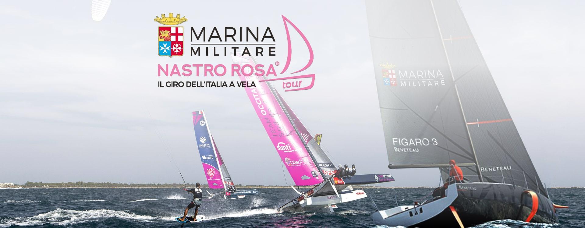 Marina Militare Nastro Rosa Tour