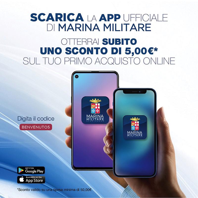 Scarica la nostra App ufficiale e ottieni subito 5€ di sconto sul tuo primo ordine con il coupon BENVENUTO5 - Sconto valido con una spesa minima di 50€