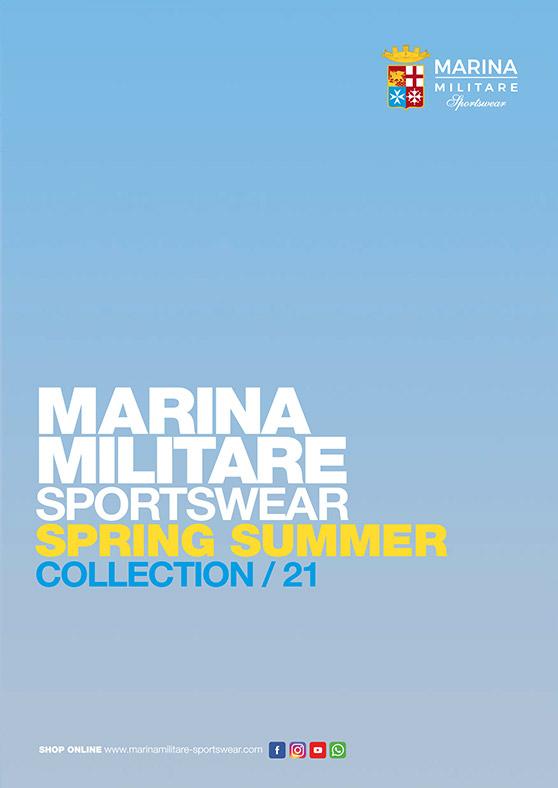 MARINA MILITARE MAN/WOMAN COLLECTION SPRING/SUMMER 2021