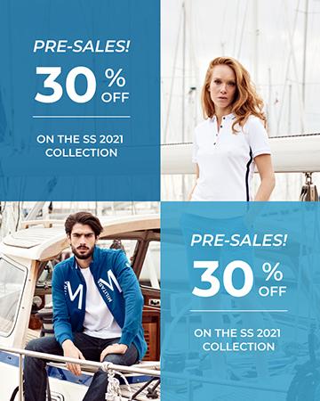 pre-sales 30% off