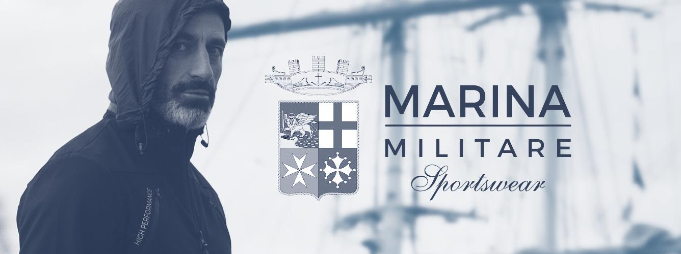 Il Brand Marina Militare